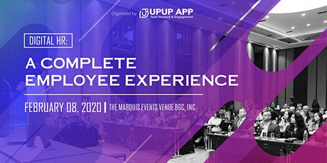 Digital HR: A Complete Employee Experience tickets