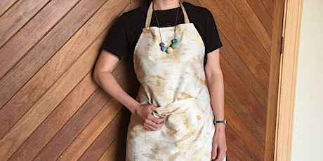 Botanically Printed Apron Workshop tickets
