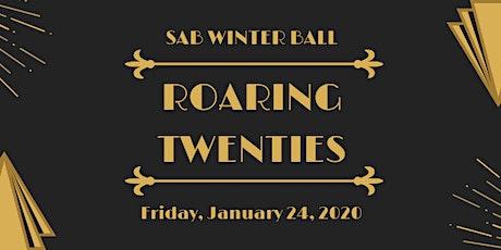 SAB Winter Ball: The Roaring Twenties tickets