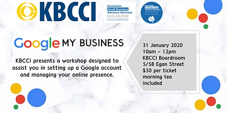Google my Business tickets