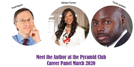 Meet the Author at the Pyramid Club: Curtis Jenkins, Ford Myers & Adrean Turner tickets