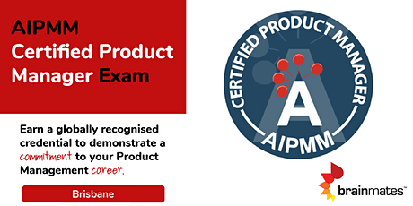 AIPMM Product Management Certification - Brisbane tickets