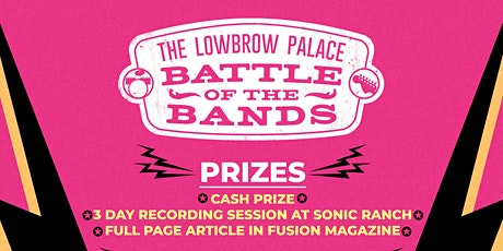 Battle of The Bands: Final Round boletos