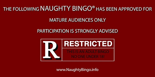 SOLD OUT Naughty Bingo® Fundraiser for our Veterans @ VFW Post# 3065