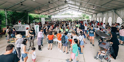 2nd GUI Farmers' Market 聚友爱农市 2020