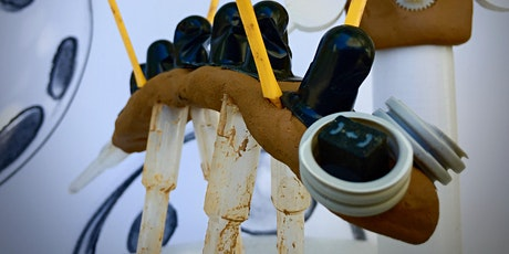 Curious Creatures. Kids Recycled Sculpture Workshop tickets