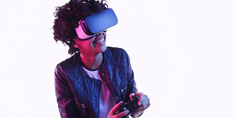 Games & Sport - Virtual Reality Workshop tickets