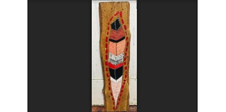 Barnwood Tribal Feather (01-30-2020 starts at 6:00 PM) tickets