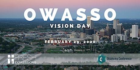Vision Day - Owasso, OK tickets