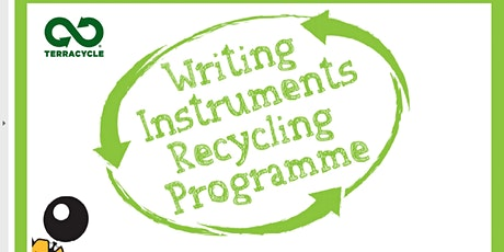 Writing Instruments Recycling Program tickets