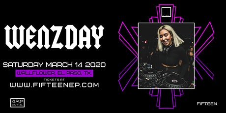 WENZDAY // EL PASO // WOMEN'S HISTORY MONTH \\ tickets
