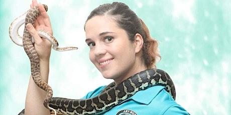 Amazing Reptiles tickets