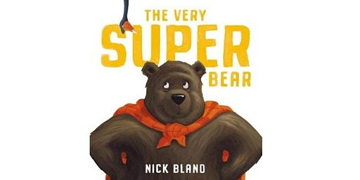 Holiday Storytime and Craft - The Very Super Bear