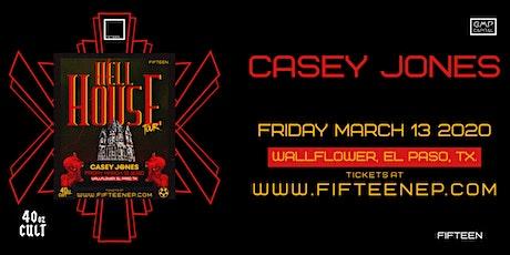 Casey Jones // El Paso, TX tickets