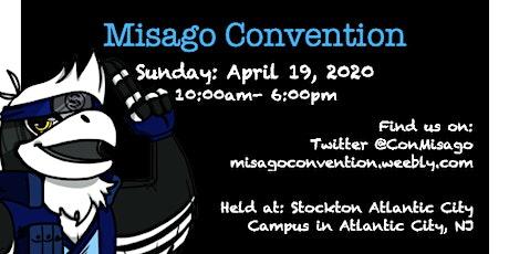 Misago Convention tickets