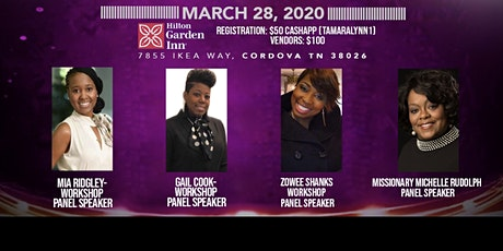 """Who Am I""  2020 Empowerment Conference  tickets"
