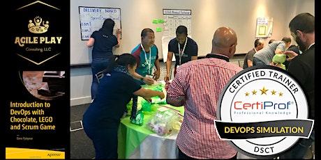 DevOps Culture Simulation + Certified Trainer workshop tickets