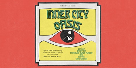 Inner City Oasis ~ Rymill Park Island Party tickets