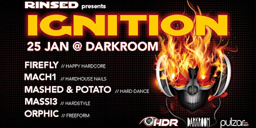 Rinsed presents: IGNITION