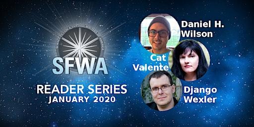 SFWA NW Seattle Reading Series - January 2020