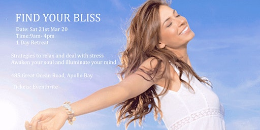 Empowered Woman - Find Your Bliss