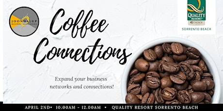 Coffee Connections Business Networking  - Quality Resort Sorrento Beach tickets