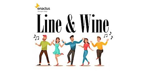 Line &  Wine tickets