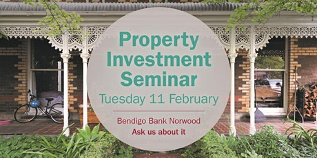 Property Investment Seminar tickets