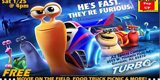 Az Sports Complex PopUP Food Truck Movie Night & MORE! Sat 1/25