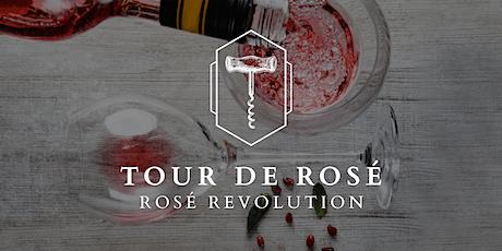 Tour de Rosé Tasting // 13th February 2020, 6:30PM tickets
