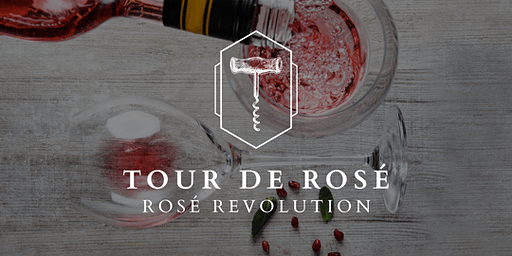 Tour de Rosé Tasting // 13th February 2020, 6:30PM