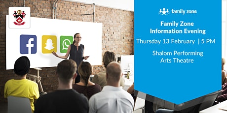 Shalom College Family Zone Information Evening  tickets