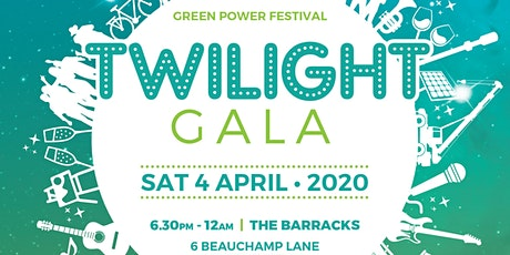 Green Power Festival - Twilight Gala tickets