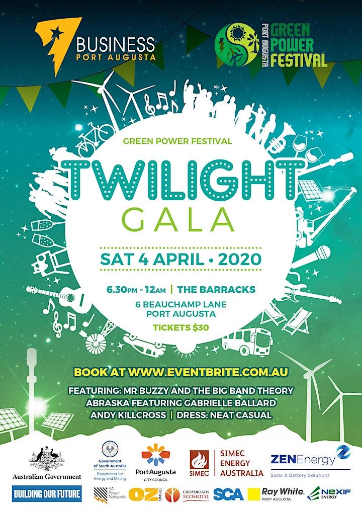 Green Power Festival - Twilight Gala image