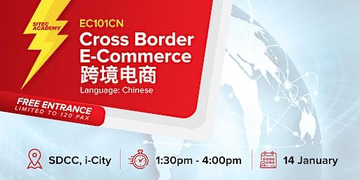 2020 SITEC 电子商务课程 101CN: 跨境电商 (Cross Border E-Commerce)