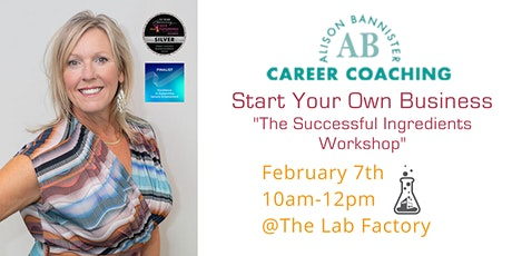 Start Your Own Business – The Successful Ingredients! tickets