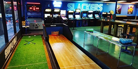Play Games At Slackers Sports Bar In San Antonio Near Northstar Mall! tickets