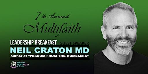 7th Annual Manitoba Multifaith Leadership Breakfast