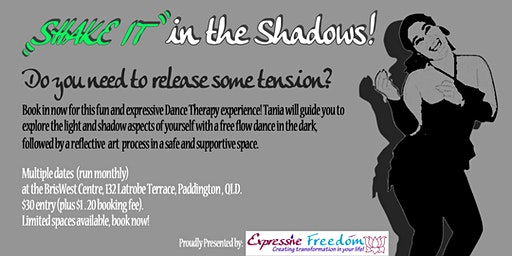 SHAKE IT in the Shadows!