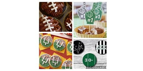 Super Bowl Cupcakes tickets