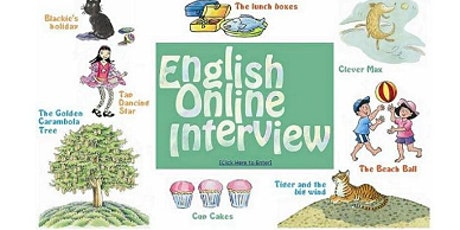 USING THE DATA FROM THE ENGLISH ONLINE INTERVIEW tickets