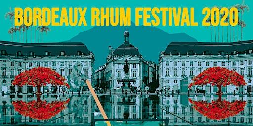 Bordeaux Rhum Festival 2020