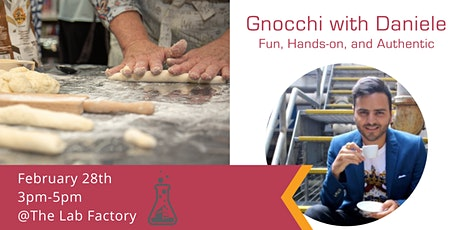 Learn how to make Gnocchi (the authentic way) tickets