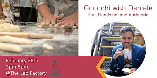 Learn how to make Gnocchi (the authentic way)