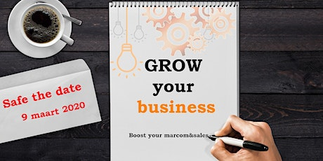 Grow your business tickets
