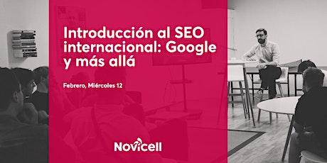 Introducción al SEO internacional: Google y más allá entradas