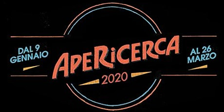 APERICERCA --- 9 Gennaio 2020 --- Meno acqua, più acqua biglietti
