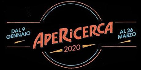 APERICERCA --- 23 Gennaio 2020 --- Il Medico e lo Stregone biglietti