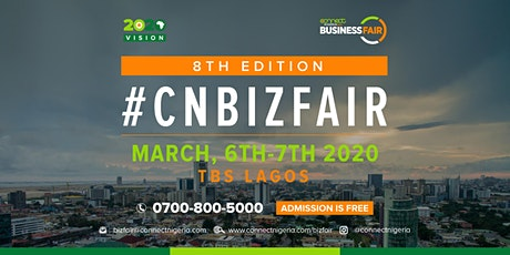 Connect Nigeria Business Fair 2020 tickets
