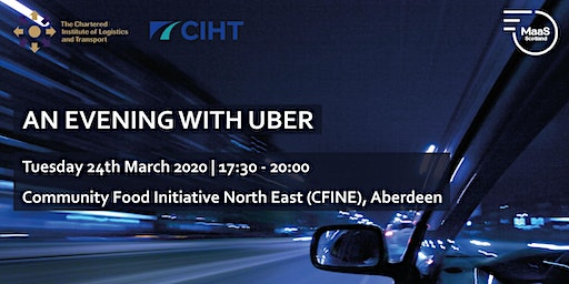 An Evening with Uber